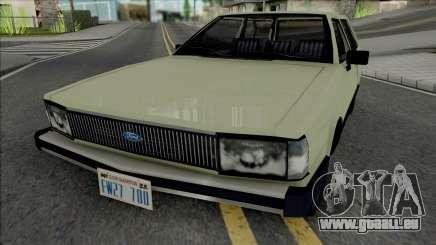 Ford Del Rey Belina 1983 pour GTA San Andreas