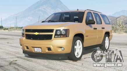 Chevrolet Tahoe (GMT900) 2008 für GTA 5