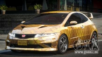 Honda Civic PSI-U L8 pour GTA 4