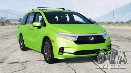 Honda Odyssey Elite 2021〡add-on pour GTA 5