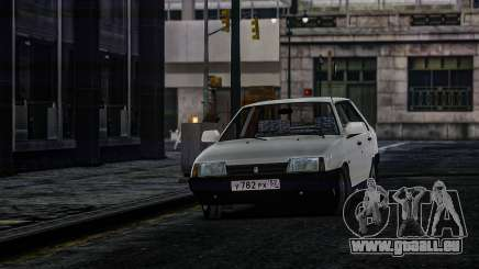 Vaz 21099 CR pour GTA 4