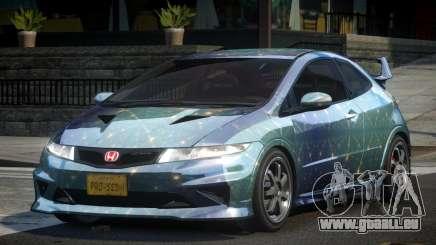 Honda Civic PSI-U L9 pour GTA 4