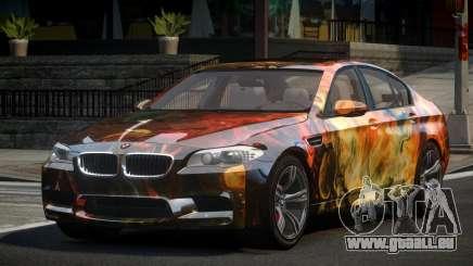 BMW M5 F10 US L10 pour GTA 4