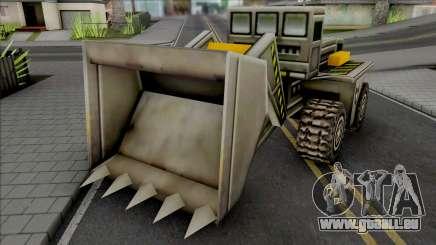 C&C Generals Construction Dozer pour GTA San Andreas