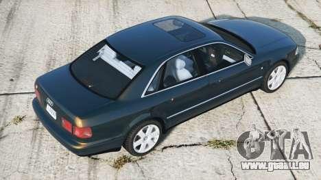 Audi S8 (D2) 1996 v1.4