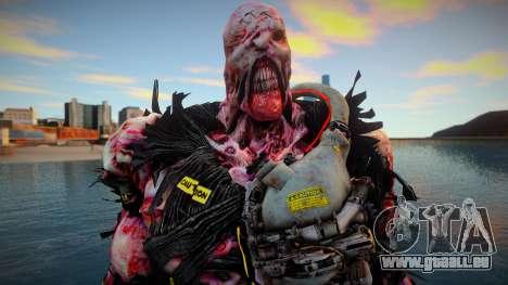 Nemesis Dest pour GTA San Andreas