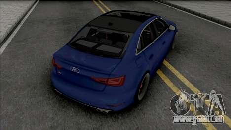 Audi S3 [IVF] pour GTA San Andreas