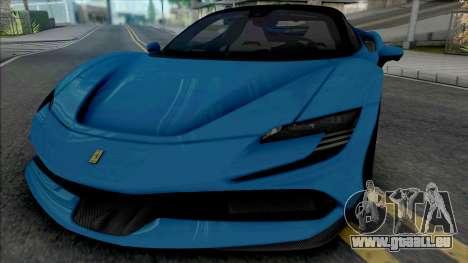 Ferrari SF90 Stradale 04Works pour GTA San Andreas