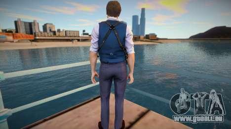 Leon Noir pour GTA San Andreas