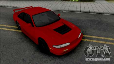 Nissan Silvia S14 04 Works pour GTA San Andreas