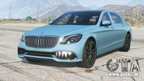 Mercedes-Maybach Rolfhartge MR 500 (X222) 2018