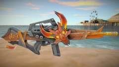 M4A1 Flama Free Fire