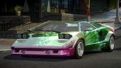 Lamborghini Countach GST-S S10