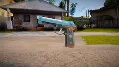 RE2: Remake - Samurai Edge Colt v2 pour GTA San Andreas