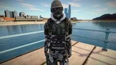 New Swat skin (good model)