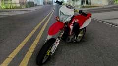 Honda CRF 150L Supermoto