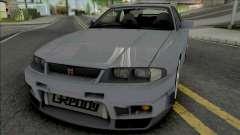 Nissan Skyline GT-R R33 [IVF]