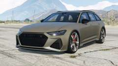 Audi RS 6 Avant (C8) 2019〡add-on v2.0 pour GTA 5