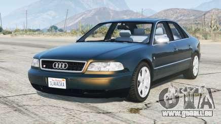 Audi S8 (D2) 1996 v1.4 pour GTA 5