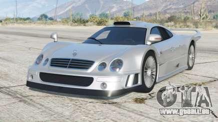 Mercedes-Benz CLK GTR AMG Coupé 1998〡add-on pour GTA 5