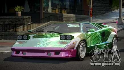 Lamborghini Countach GST-S S10 pour GTA 4