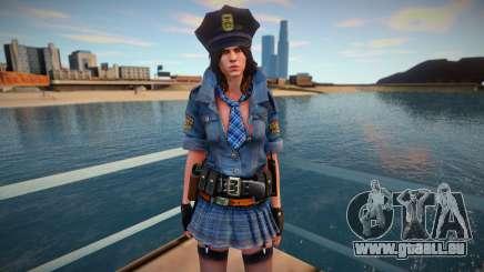 Helena Harper Cop pour GTA San Andreas