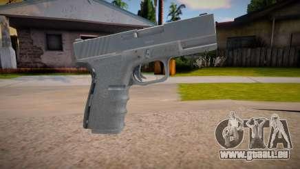 RE2: Remake - Glock 19 für GTA San Andreas
