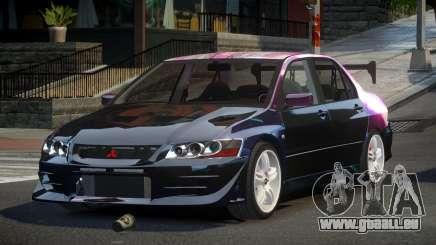Mitsubishi Lancer VII PSI-U S1 pour GTA 4