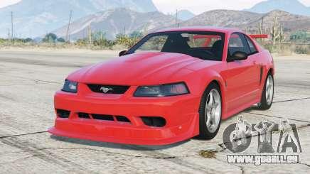 Ford Mustang SVT Cobra R 2000〡add-on v1.2 für GTA 5