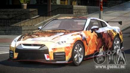 Nissan GT-R GS-S S4 für GTA 4