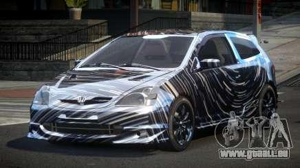 Honda Civic U-Style S6 für GTA 4