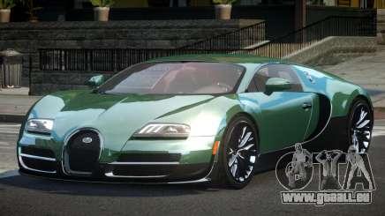 Bugatti Veyron PSI-R für GTA 4