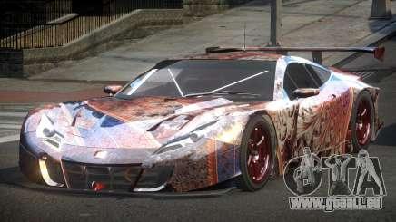 Honda HSV US S3 für GTA 4