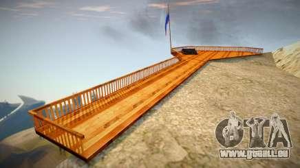 La saillie (nouvelle texture) pour GTA San Andreas