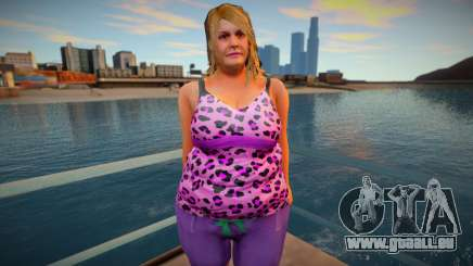 New CJ Girlfriends 2021 - Denise pour GTA San Andreas