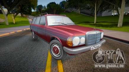Mercedes-Benz W123 2.0 AT 230T pour GTA San Andreas