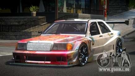 Mercedes-Benz 190E GST-U S7 pour GTA 4