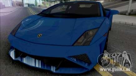 Lamborghini Gallardo LP560-4 (SA Light) für GTA San Andreas