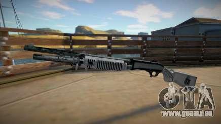 Benelli M3 Super 90 black pour GTA San Andreas