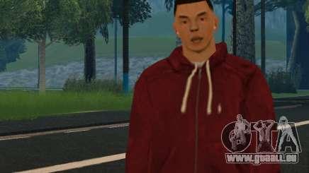 Super peau - Guy Alex pour GTA San Andreas