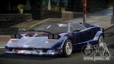 Lamborghini Countach GST-S S1 pour GTA 4