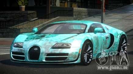 Bugatti Veyron PSI-R S3 für GTA 4