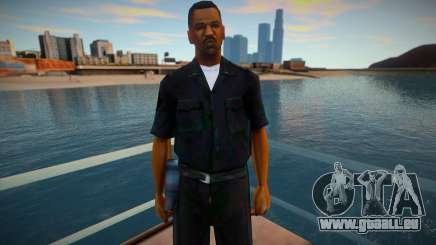 New C.R.A.S.H Police Officer pour GTA San Andreas