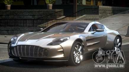 Aston Martin BS One-77 für GTA 4