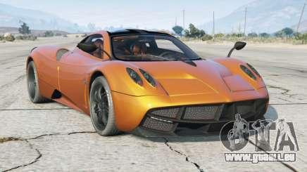 Pagani Huayra 2014 〡add-on pour GTA 5