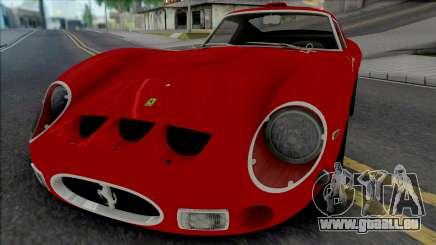 Ferrari 250 GTO 1962 [IVF ADB VehFuncs] pour GTA San Andreas