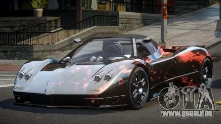 Pagani Zonda BS-S S5 pour GTA 4