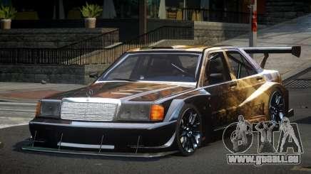 Mercedes-Benz 190E GST-U S2 pour GTA 4