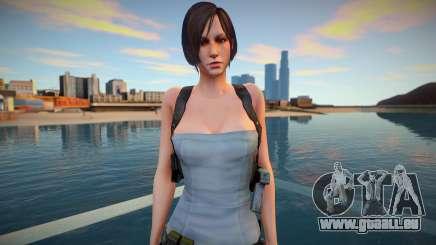 Ada Wong Jill RE2 pour GTA San Andreas