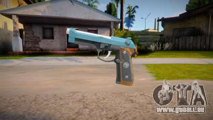 RE2: Remake - Samurai Edge Colt v2 für GTA San Andreas